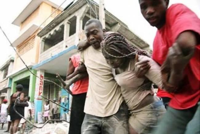 Φονική κακοκαιρία στην Αϊτή
