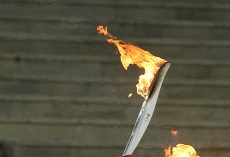 Στο Βόλο η Ολυμπιακή Φλόγα