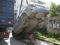 Επιχείρηση «σκούπα» για εγκαταλειμμένα οχήματα