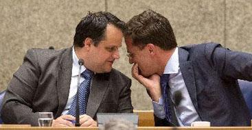 Ολλανδία: Το κοινοβούλιο ενέκρινε τον προϋπολογισμό λιτότητας