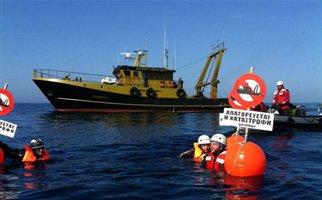 Καταφύγιο ψαρέματος στις βόρειες Κυκλάδες ζητά η Greenpeace