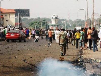 Ισχυρή έκρηξη με νεκρούς στη Νιγηρία