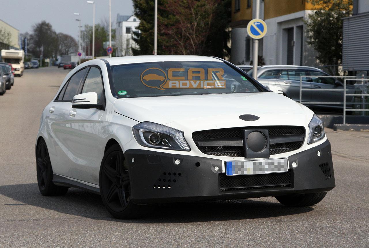 Mercedes-Benz A25 AMG: Άγνωστος πόλεμος