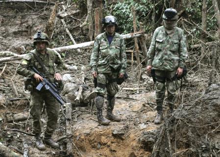 Γάλλος δημοσιογράφος, όμηρος των FARC στην Κολομβία