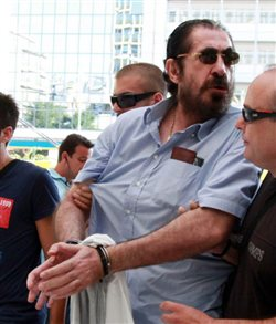 Εν αναμονή της παράδοσης του Ψωμιάδη στις ελληνικές αρχές
