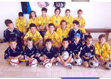 Ακαδημία ποδοσφαίρου στο Στεφανοβίκειο