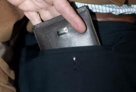Σύλληψη 30χρονου που έκλεψε πορτοφόλι