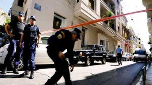 Λάρισα: Εκρηξη μικρής ισχύος σε διαμέρισμα στις στρατιωτικές κατοικίες