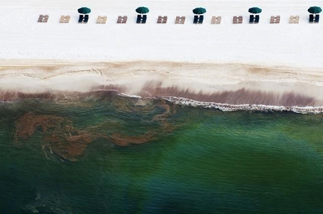 Η οικολογική καταστροφή στον Κόλπο του Μεξικού μέσα από το φωτογραφικό φακό