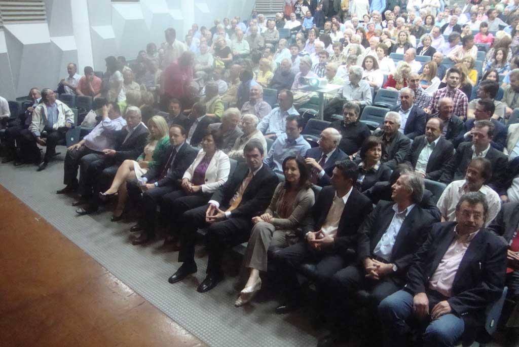 Τρίκαλα: Μία προσαγωγή στην προεκλογική εκδήλωση του ΠΑΣΟΚ