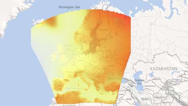 Μεσόγειος & Σκανδιναβία πιο ευάλωτες στην κλιματική αλλαγή