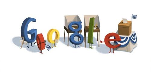 Η Google τιμά και πάλι την Ελλάδα