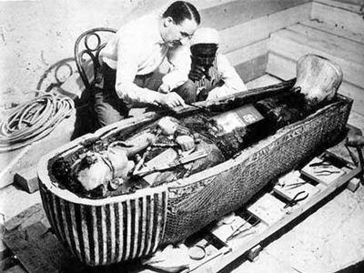 Η Google τιμά τον διάσημο αιγυπτιολόγο Κάρτερ