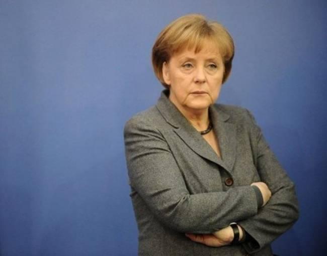 Μέρκελ: «όχι» στο ενδεχόμενο συνάντησής της με τον επικεφαλής του ΣΥΡΙΖΑ