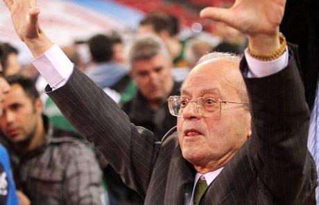 """Έξαλλoς με τους διαιτητές ο Θ. Γιαννακόπουλος: """"Αυτό που έγινε ήταν τρισάθλιο"""""""