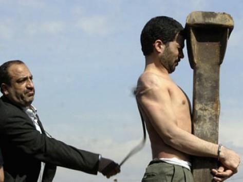 Ιράν: Καταδίκασαν γελοιογράφο σε μαστίγωμα γιατί σχεδίασε ένα βουλευτή!