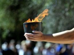 Αύριο η έλευση της Ολυμπιακής Φλόγας