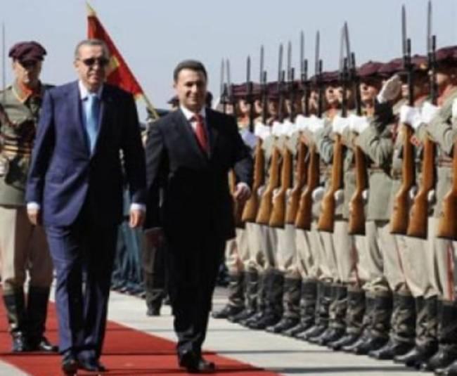 Προκαλεί η Τουρκία: Προωθεί ένταξη των Σκοπίων στο ΝΑΤΟ