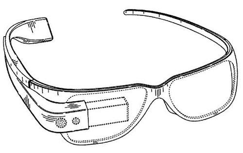 Εγκρίθηκε η πατέντα για τα Google Glasses