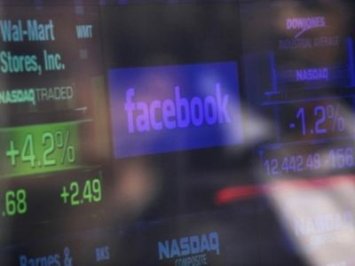 Χαμός με τη μετοχή του Facebook στη Wall Street