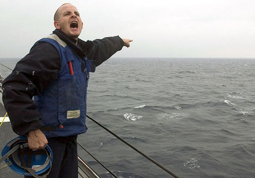 Σκόπελος: Πτώση ατόμου στη θάλασσα