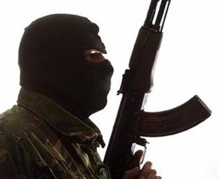 Λάρισα : Συνελήφθη ο ληστής με το καλάσνικοφ