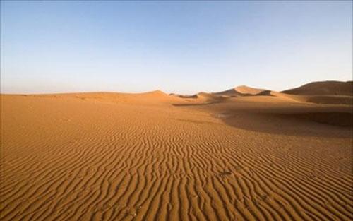 Κρήτη: μεγάλο πείραμα για τη σκόνη της Σαχάρας