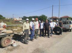 Καρδίτσα: Τοποθετήθηκαν προστατευτικές μπάρες στο ανάχωμα του Καράμπαλη