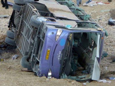 Μαρόκο: Νεκροί 4 μαθητές σε σύγκρουση λεωφορείου με τρένο