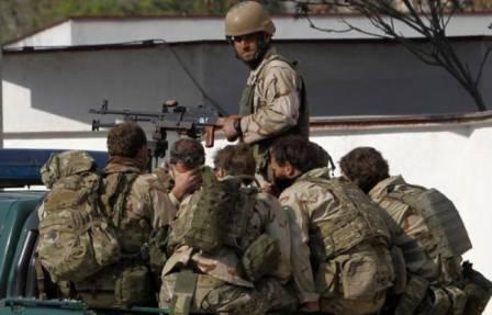 Αποχωρεί το ΝΑΤΟ από το Αφγανιστάν