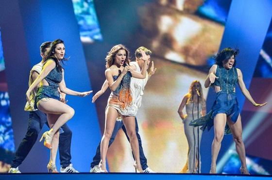 Στον τελικό της Eurovision Ελλάδα και Κύπρος!