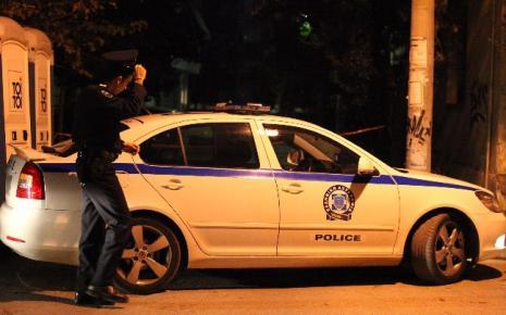Σε αστυνομικό κλοιό τα γραφεία της Χρυσής Αυγής στην Πάτρα