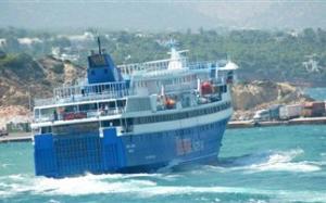 Πρόσκρουση του Aqua Jewel στο λιμάνι της Καβάλας