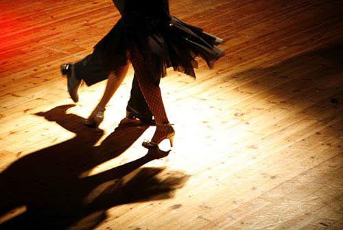 Φοιτητική εβδομάδα χορού