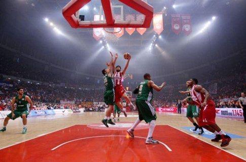 Τελικός Νο2: Παναθηναικός-Ολυμπιακός στο ΟΑΚΑ