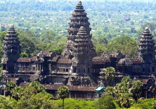 Ανακαλύφθηκε αρχαία φυλή στην Καμπότζη