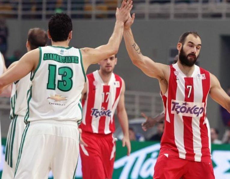 Παναθηναϊκός-Ολυμπιακός 81-79
