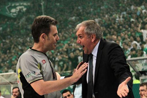 Παράπονα Ομπράντοβιτς και Ίβκοβιτς για τη διαιτησία
