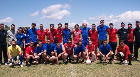 Φοιτητικό τουρνουά  ποδοσφαίρου