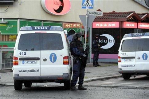 Δύο νεκροί και επτά τραυματίες από πυρά ενόπλου σε πόλη της Φινλανδίας