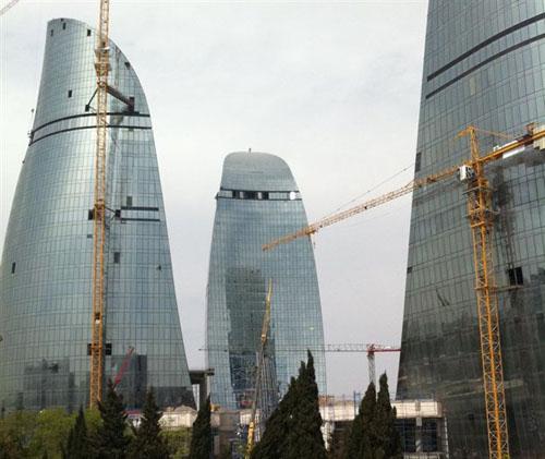 Η πρωτεύουσα του Αζερμπαϊτζάν θέλει να γίνει το νέο Ντουμπάι
