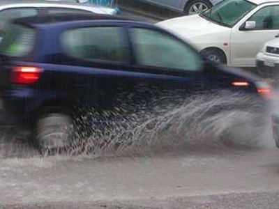 «Κατακλυσμός» στη Λάρισα