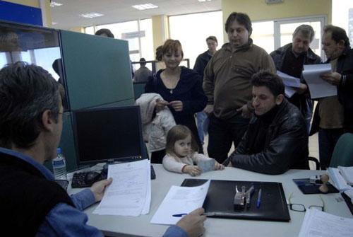 Είκοσι τέσσερις χιλιάδες  άνεργοι σε ένα χρόνο στη Θεσσαλία