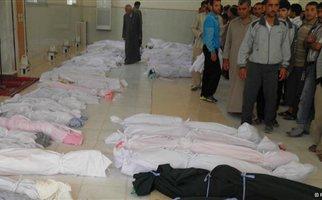 Ομόφωνη καταδίκη της σφαγής στη Χούλα