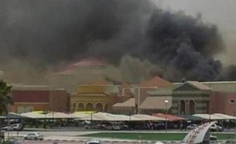 13 παιδιά νεκρά από πυρκαγιά σε εμπορικό κέντρο