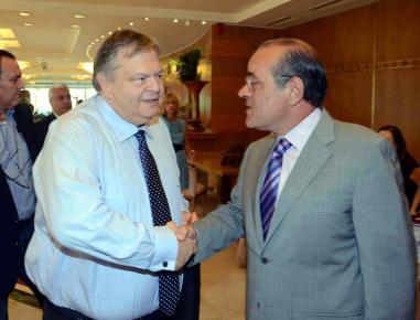 Δεν πήγε ο Δασκαλόπουλος στη συνάντηση με τον Βενιζέλο
