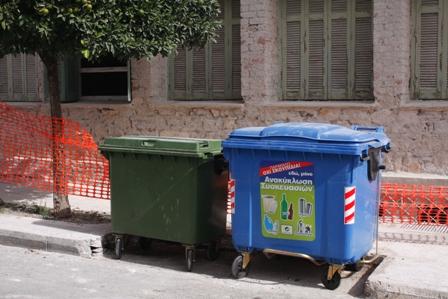 Δύο σε… ένα, ανακύκλωση και αποκομιδή μαζί!
