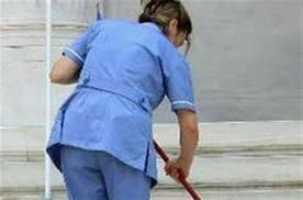 Επαναπρόσληψη των καθαριστριών στο Πανεπιστήμιο