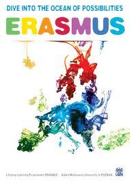Μοιραστείτε την εμπειρία Erasmus