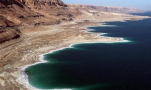 Η Νεκρά Θάλασσα πήρε την… ανιούσα